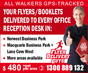 Commercial Flyer Distribution, B2B Flyer Delivery