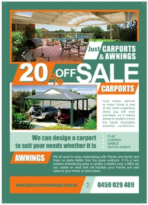 Just Carports & Awnings